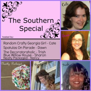 The Southern Special Host Collage