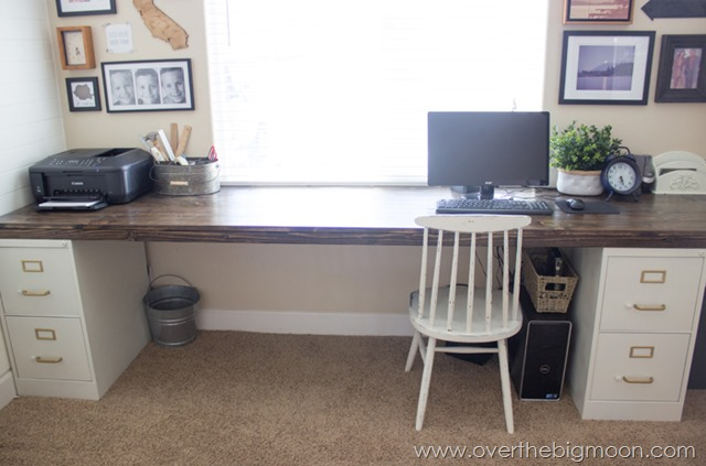 Making Your Apartment Home- Desk
