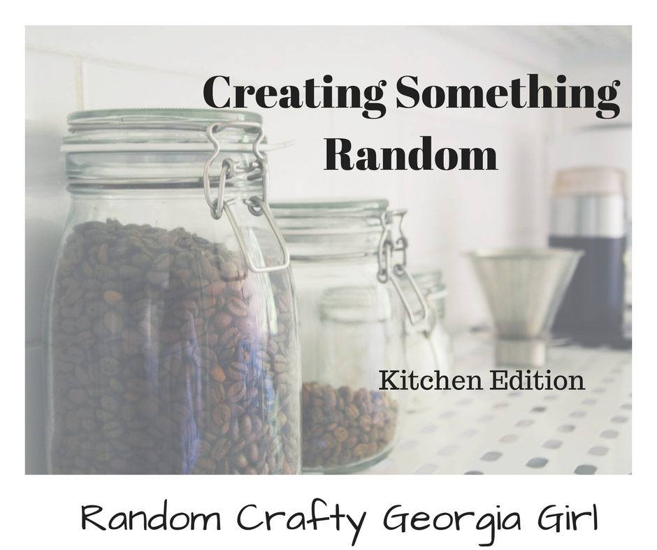 Creating Something Random Kitchen Edition