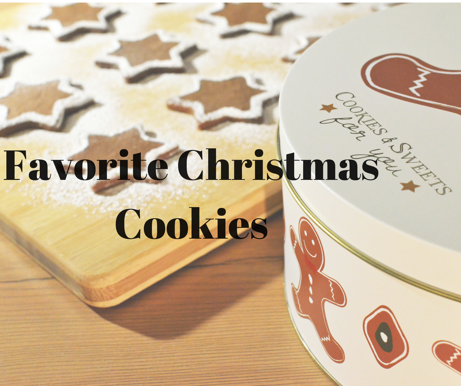 RCGG Holiday Dream Lists Favorite Christmas Cookies