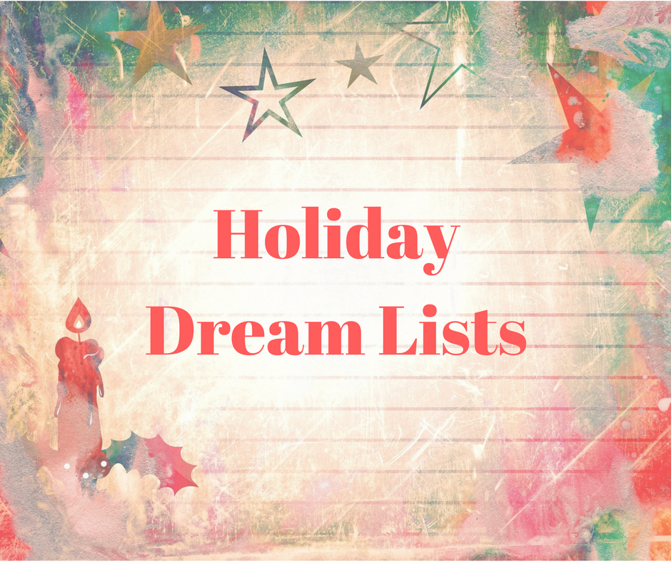 RCGG Holiday Dream Lists