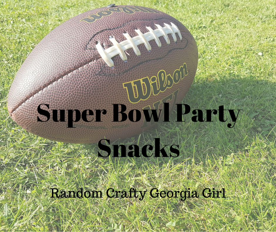 Random Crafty Georgia Girl Super Bowl Party Snacks Ham and Cheese Sliders