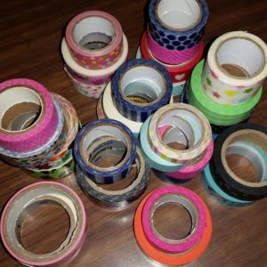 RCGG Washi tape collection
